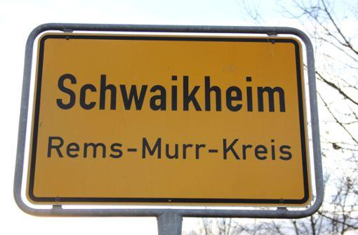 Lokalpolitiker wird im Schwaikheimer Rathaus handgreiflich