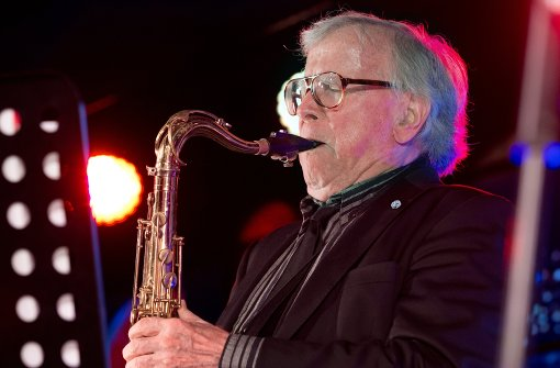 Klaus Doldinger erhält Jazz-Preis fürs Lebenswerk