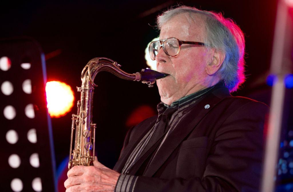 Klaus Doldinger ist seit Jahrzehnten erfolgreich im Musikgeschäft. Foto: dpa
