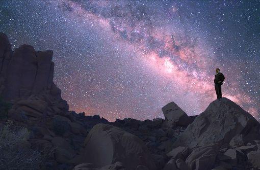 Wir sind alle nur Sternenstaub