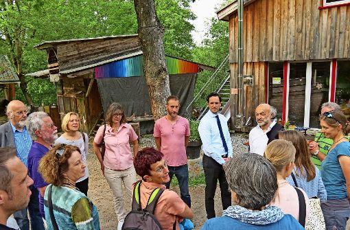 Birkacher schildern Bürgermeister ihre Sorgen