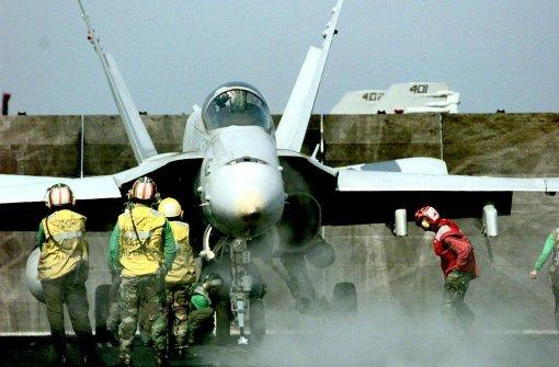 Luftwaffe vermisst Kampfflugzeug