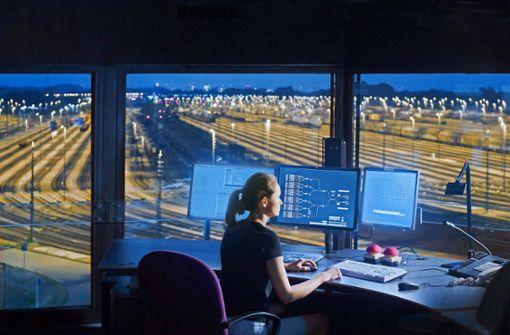 Investitionsstau bei Bahn-Stellwerken
