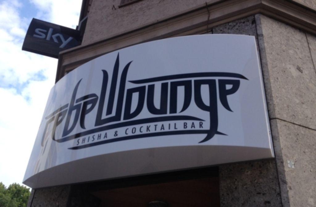 Seit dem Sommer gibt es die Rebell Lounge an der Daimlerstraße. Foto: Maira Schmidt