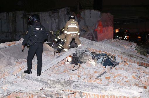 Schweres Erdbeben erschüttert Mexiko - Mehrere Tote