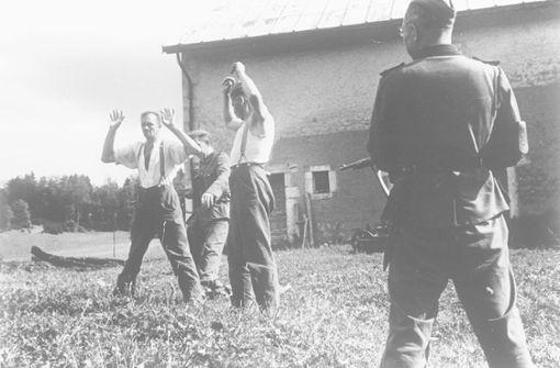 Deserteure wurden von den Nazis unbarmherzig verfolgt