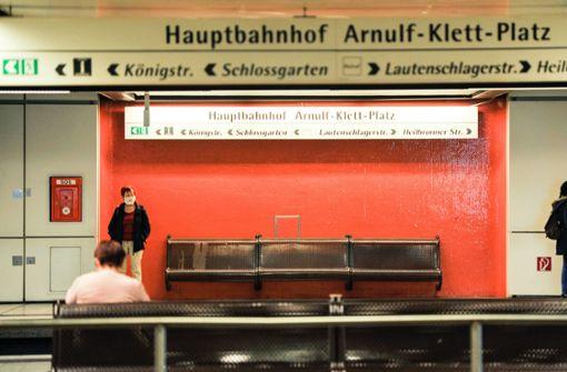 Stuttgarter Nahverkehr mit großen Verlusten