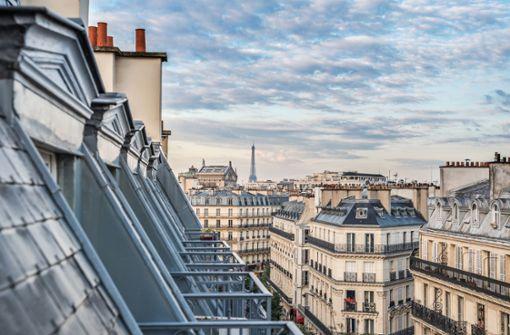 Kampf um die Lufthoheit über Paris