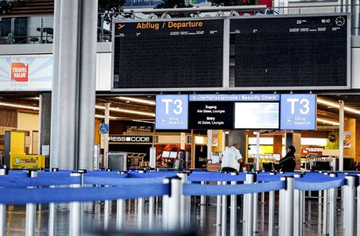 Der Optimismus am Flughafen Stuttgart ist geschrumpft