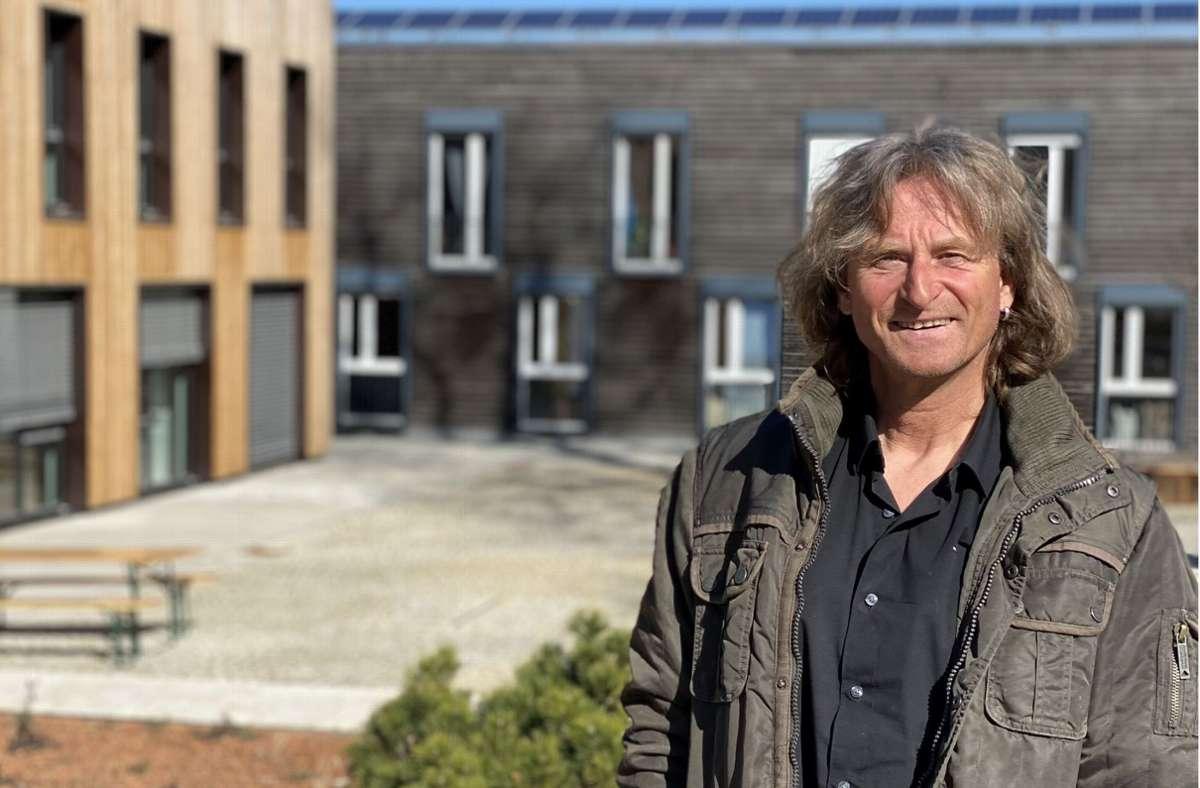 Michael Groh verantwortet die Jugendreferate der Jugendhilfe Waldhaus in Hildrizhausen; jetzt startet er eine Kampagne zur Gewinnung von Erstwählern Foto: Waldhaus/Frey
