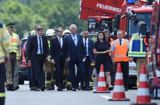Herrmann kritisiert Autofahrer scharf