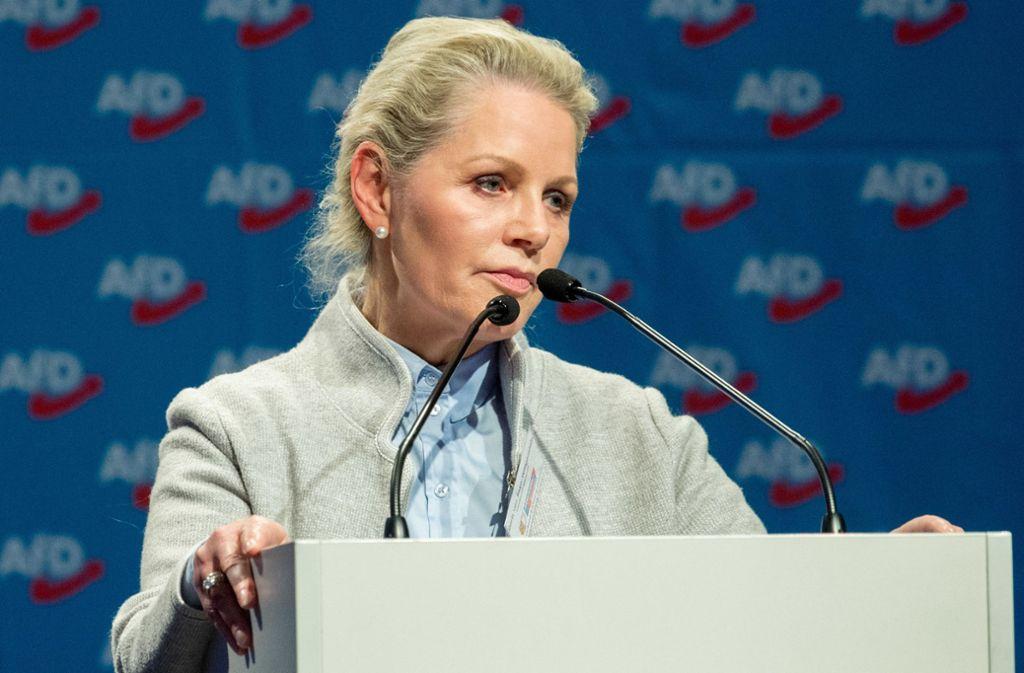 Doris von Sayn-Wittgenstein wurde aus der AfD ausgeschlossen (Symbolbild). Foto: dpa