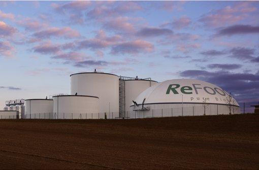 Letzte Hürde für die Biogasanlage
