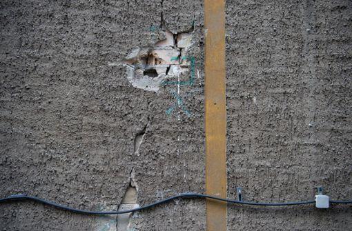 Bislang unbekanntes Stück der Berliner Mauer entdeckt