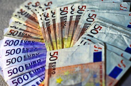 Statt Banknoten nur noch Papierschnipsel