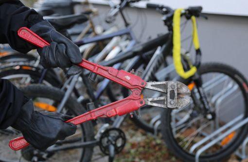 Fahrraddiebe machen Bad Cannstatt unsicher