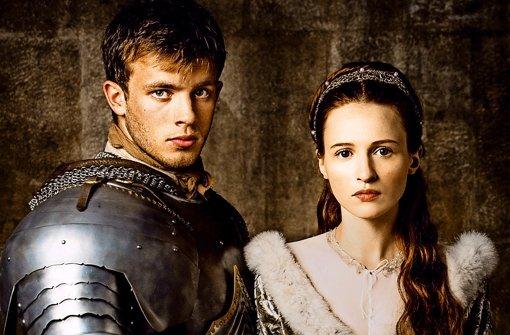 Maximilian (Jannis Niewöhner) und Marie de Bourgogne (Christa Théret) Foto: ZDF