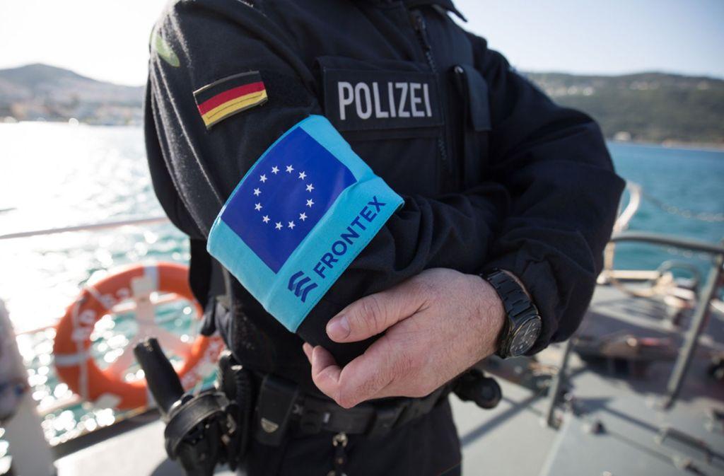 Die neuen Einsatzkräfte sollen dem Schutz der europäischen Außengrenzen dienen. Foto: dpa