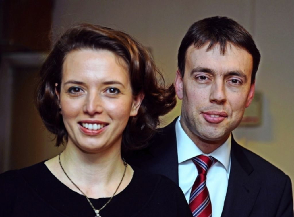Tülay Schmid  engagiert sich unter anderem für den Kinderschutzbund, ihr Mann ist der stellvertretende Ministerpräsident. Foto: dpa