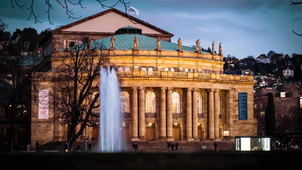 Zufällig ausgewählte Bürger sollen über  Opernpläne diskutieren