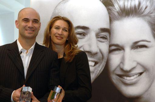 Mit Steffi Graf kam die große Liebe und der  innere Frieden