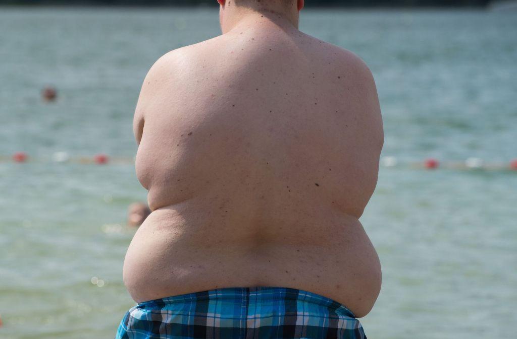 Schon im Kindes- und Jugendalter sind immer mehr Menschen übergewichtig. Foto: dpa-Zentralbild