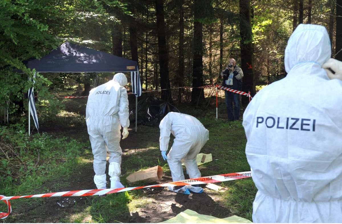 Die neuen Hinweise im Mordfall Maria Bögerl sind akribisch geprüft worden. Foto: dpa/Stefan Puchner