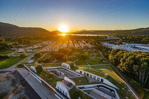 Finanziell werden deutsche Unternehmen, die sich in Kärnten ansiedeln, genauso gefördert wie österreichische.