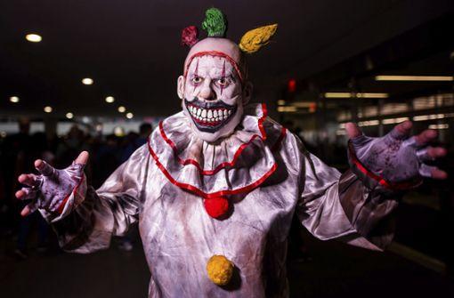 Mordender Clown unterwegs  - Scherz-Verfasser meldet sich bei Polizei