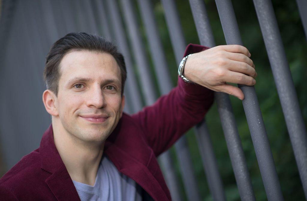 Gefragter Dirigent: Cornelius Meister Foto: dpa
