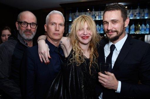 Hollywood trifft sich zur Aftershowparty