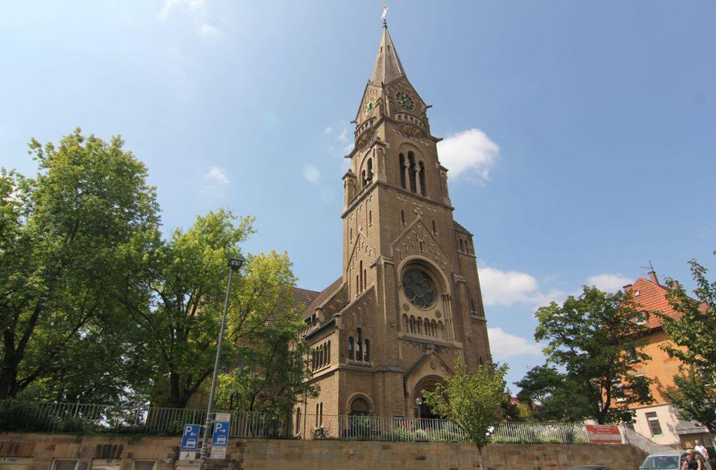 Auch die Pauluskirche ist Schauplatz des evangelischen Kirchenkreistags. Foto: Bernd Zeyer