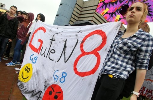 Kehrtwende zu G 9