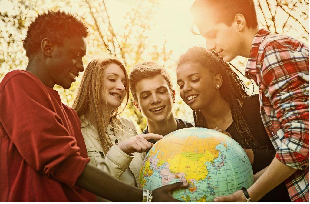 Erasmus verbindet – zumindest europaweit. Foto: StZ