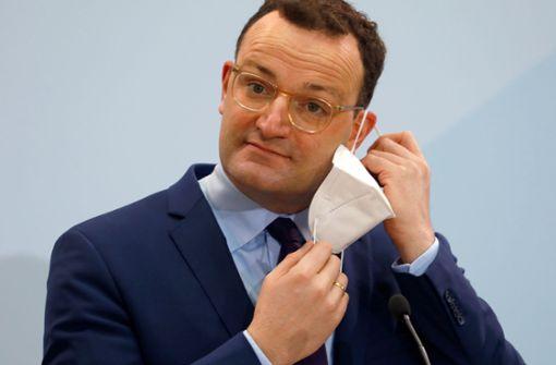24 bohrende Fragen an Minister Spahn