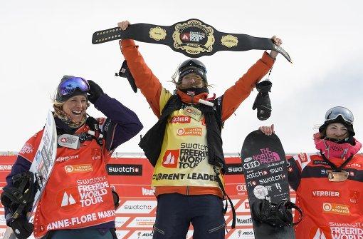 Snowboard-Weltmeisterin Balet kommt ums Leben