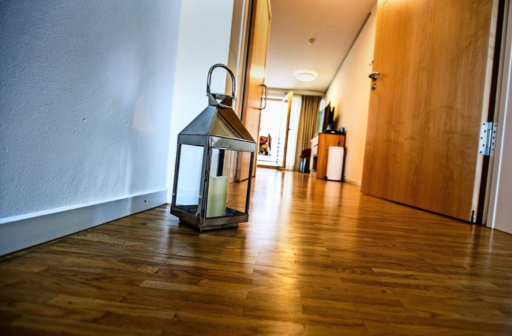 Das Esslinger Hospiz hat acht Plätze  – und es ist personell gut aufgestellt. Foto: Horst Rudel