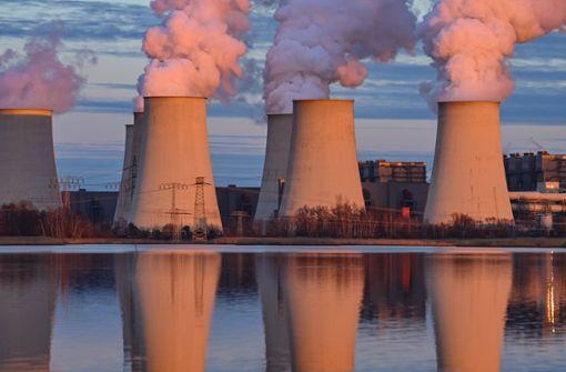 Kohle und Gas legen in Deutschland zu
