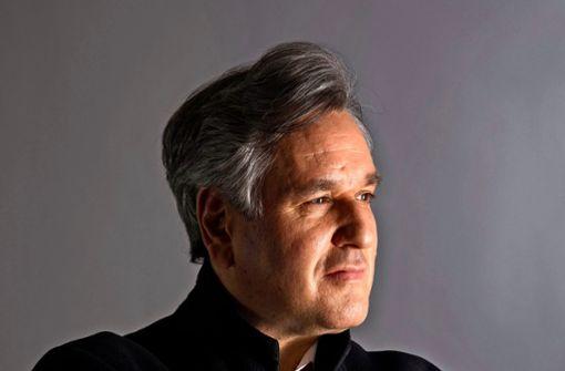 Sir Antonio Pappano, musikalischer Direktor des Ensembles Accademia Nazionale di Santa Cecilia Roma, ist er am 22. Januar in der Stuttgarter Liederhalle zu Gast.