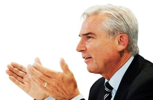 Strobl bietet Vorsitz an