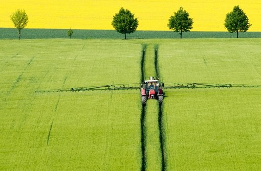 Fast 70 Millionen  für deutsche Bauern