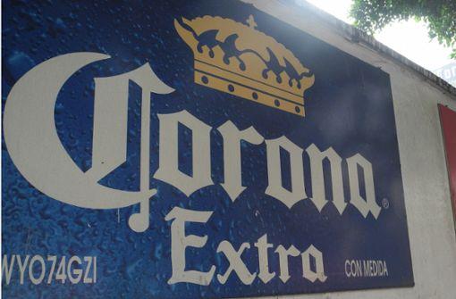 Mit Corona-Bier gegen den Besucherrückgang