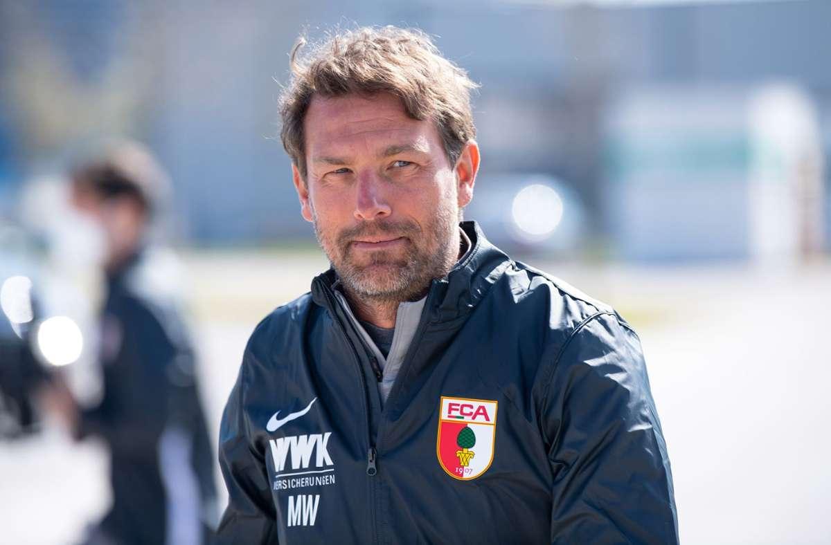 Markus Weinzierl trainierte früher auch den VfB Stuttgart. Foto: dpa/Sven Hoppe