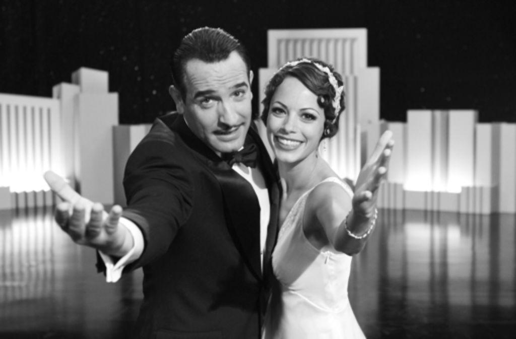 Der französische Stummfilm The Artist räumte 2012 bei den Oscars ab. Foto: dpa/THE WEINSTEIN COMPANY