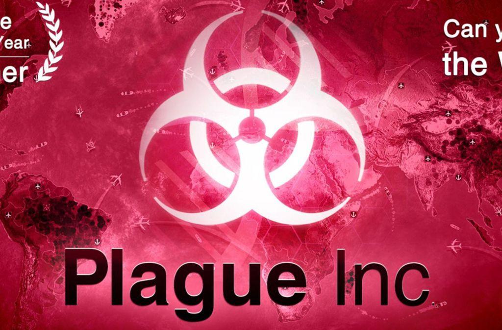 Die Spieleapp Plague Inc. führt derzeit die Verkaufscharts im Apple Appstore an. Foto: Ndemnic Creations