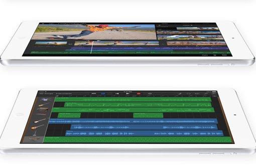 apple hat am dienstagabend zwei neue ipad modelle. Black Bedroom Furniture Sets. Home Design Ideas