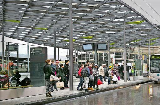 Alkoholverbot am Busbahnhof wird gelockert