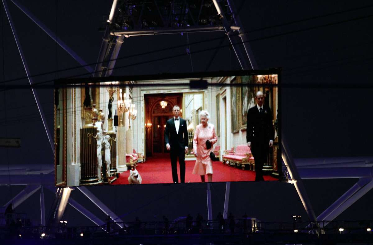 Die Eröffnungsfeier 2021 in London Foto: imago images/Mary Evans/ via www.imago-images.de