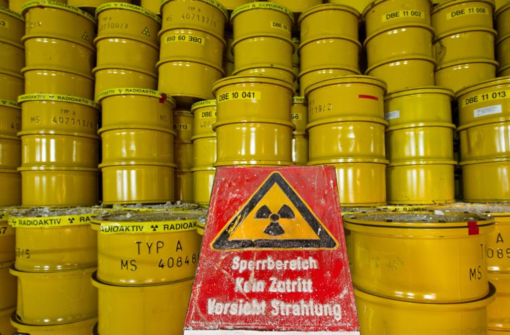 Das Gebiet Nördlich Lägern bei Bülach wird auf seine Tauglichkeit als Atommüllendlager geprüft (Symbolbild). Foto: dpa-Zentralbild