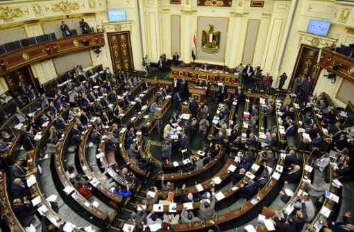 Ägyptens Präsident Al-Sisi bekommt mehr Macht